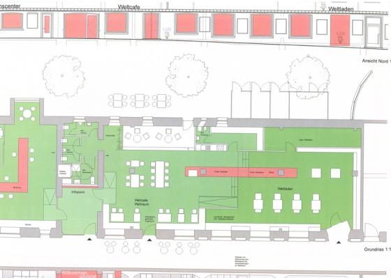 Welthaus Plan